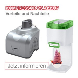 Kompressor vs. Akku